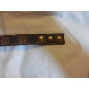 Louis Vuitton Damier Snap on Bracelet