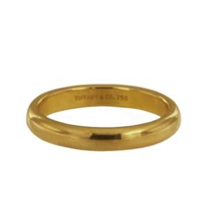Tiffany&Co. Classic Wedding Band Ring 3mm