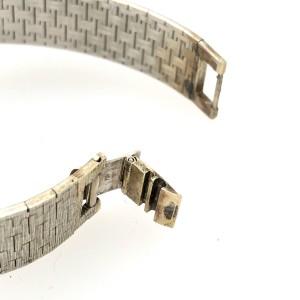 PIAGET 18K White Gold 27mm Ladies Watch Malachite Dial
