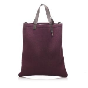 Wool Tote Bag