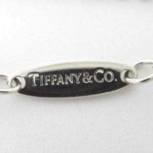TIFFANY & CO Platinum Beans necklace RCB-36