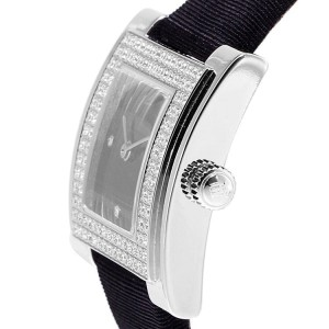 Audemars Piguet 67392BCZZA001LZ01 White Gold & Diamond 26.8mm Watch