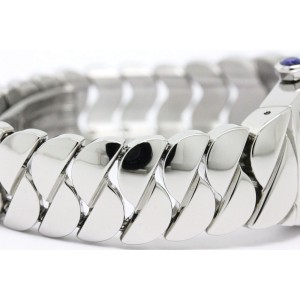 Cartier La Dona LM Stainless Steel Quartz Womens Watch