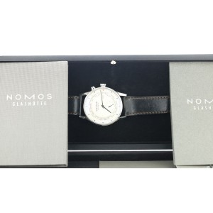 Nomos Zurich World Timer Automatic Mens Watch