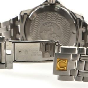 Omega Seamaster 120M Quartz Watch Stainless Steel 36