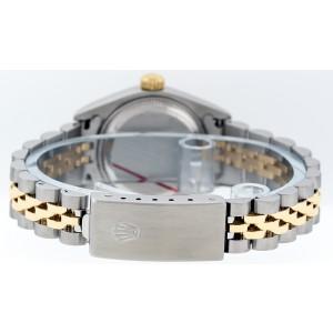 Rolex Datejust 79173 White Index Dial Womens 26mm Watch