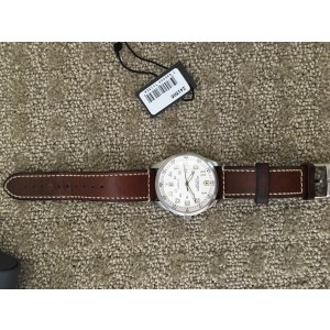 Victorinox Swiss Army Air Boss 241505 Stainless Steel & Silver Dial 42mm Mens Watch