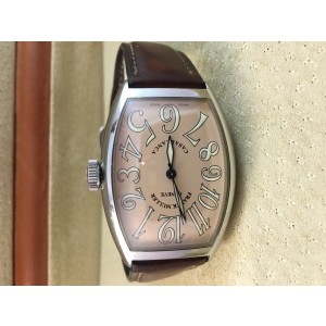 Franck Muller Casablanca 6850 34mm Unisex Watch
