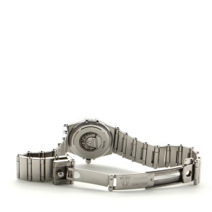 Omega Constellation 95 Quartz Watch Stainless Steel 25