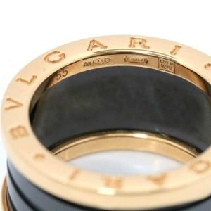 BVLGARI 18K Pink gold B-ZERO 1 Ring