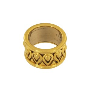 Cartier  18k Yellow Gold  Ring