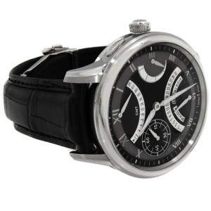 Maurice Lacroix Masterpiece Double Retrograde MP7218-SS001-310 Watch