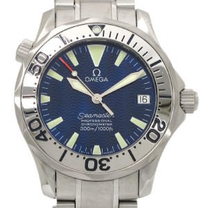 Omega Seamaster 2253.80 Stainless Steel Automatic 36 mm Mens Watch