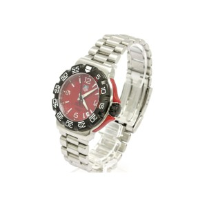 Tag Heuer Formula 1 Stainless Steel Quartz 40mm Mens Watch