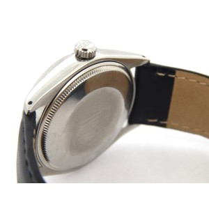 Mens Rolex Stainless Steel Air-King Silver  5500
