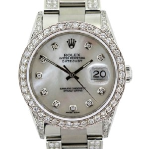 Rolex Datejust 16014 36mm Mens Watch