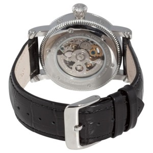 Stuhrling Symphony Maestro II 150A.33151 Stainless Steel & Leather 42mm Watch