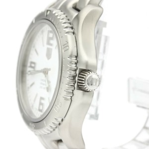 TAG HEUER Stainless steel Link Chronometer 200M Watch HK-2415