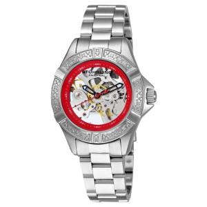 Stuhrling Regatta Skeleton 331.121156 Stainless Steel 34mm Watch