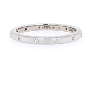 Jeff Cooper R-3021 Platinum Diamonds Ring
