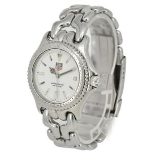 TAG HEUER S/el Professional 200M S90.813K White Dial Quartz Boy's Watch