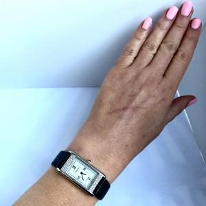 TIFFANY & Co. Quartz Steel Ladies Watch