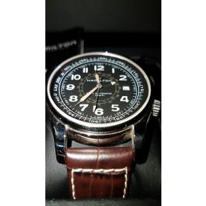 Hamilton UTC H77505535 42mm Mens Watch