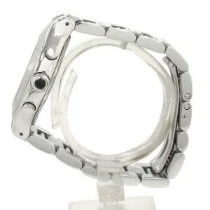 Cartier Chrono Stainless Steel Quartz 37mm Mens Watch