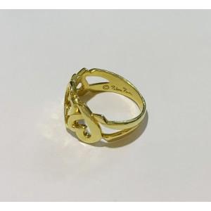 Tiffany & Co. Paloma Picasso 18k Loving Heart Ring