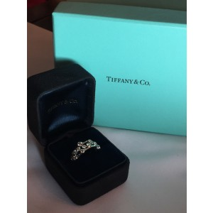 Tiffany & Co. 1.60ct Diamonds Bubble Ring Size 5.5