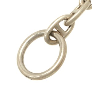 Hermes Sterling Silver Bracelet