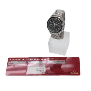 Omega Speedmaster 3210.50 Stainless Steel Automatic 40mm Mens Watch