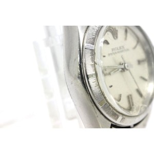 Rolex Oyster Perpetual 6623 Stainless Steel 25mm Watch