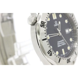 Omega Seamaster Professional 300M Stainless Steel 41mm Watch