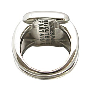 Hermes Bijouterie Fantaisie Selle Ring