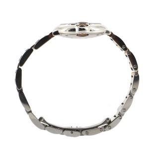 Cartier Ballon Bleu de Cartier Quartz Watch Stainless Steel and Rose Gold with Diamond Markers 28