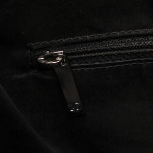 Lambskin Leather Hobo Bag