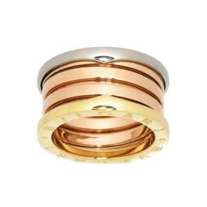 BVLGARI 18K Gold Perfect Mistake B-ZERO1 Ring