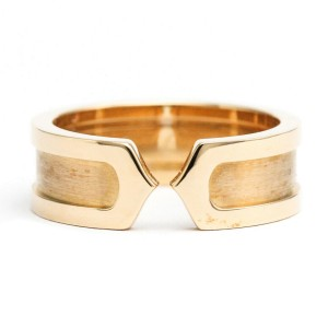 CARTIER Ring SM 18K Pink Gold Size 6