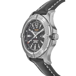 Breitling Colt Automatic 44MM Men's Black Watch