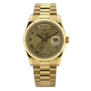 Rolex Day-Date 118238 36mm Mens Watch