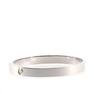 Cartier Anniversary Bracelet 18K White Gold and Diamond