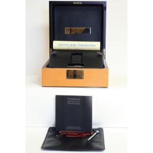 Panerai Luminor 1950 Rattrapante 8 Days Pink Gold Box /Papers