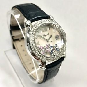 CHOPARD HAPPY SPORT 36mm Steel Ladies Watch