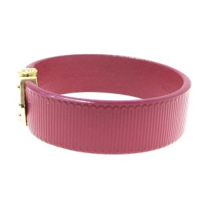 Louis Vuitton Leather Bracelet