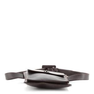 Chanel Vintage Flap Belt Bag Lambskin Small