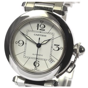 Cartier Pasha C Stainless Steel Automatic 35mm Mens Watch
