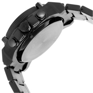 Bulova Precisionist 98B229 Ion Plated Stainless Steel 48mm Mens Watch