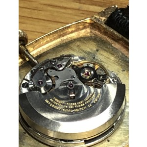 IWC Vintage Automatic Tonneau Shaped