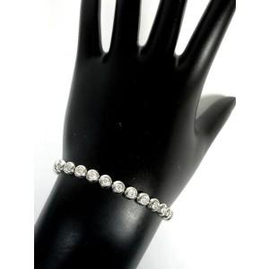 Tiffany & Co. Platinum Tennis 2.00ct Diamond Bracelet